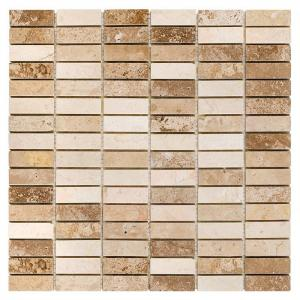 DUNIN Travertine Block Mix 48 30,5x30,5 GAT I dostawa GRATIS od 400 zł
