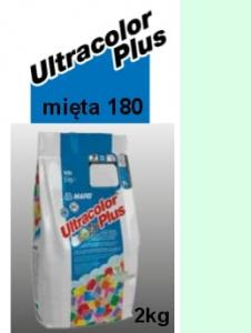 MAPEI ULTRACOLOR PLUS 2kg mięta 180 GAT I